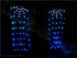 Светодиодные пиксельные веера - вейлы